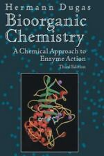 Bioorganic Chemistry: A Chemical Approach to Enzyme Action (Springer-ExLibrary