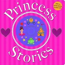 Princess Stories (Read-along Books), Roger Priddy, New Book