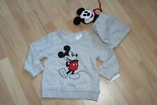 NUEVO CON ETIQUETA Niños Disney Store Talla 18-24 meses Sudadera, Marioneta