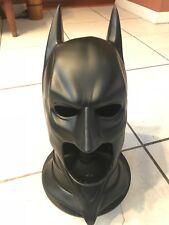 "Batman Dark Knight Cowl Mask Cosplay 24"""