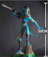 Movie Avatar Jake Sully Assemble  Action Figure Toys James Cameron's Statue