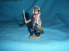 547A Starlux Atlas Officer Hussar Figurine Lead Empire Soldier 1/32 Napoleon