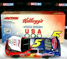 2004 Action #5 Terry Labonte Kellogs U.S. Olympics Chevy Monte Carlo 1/24 RARE!!