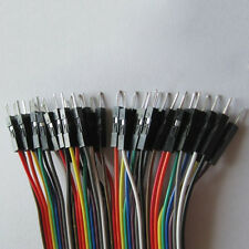 1x/40Roots 20cm Male to Female Dupont Cable Jumper Wire for Arduino Breadboard