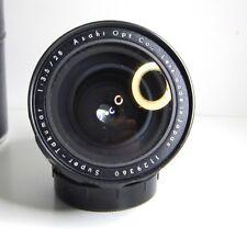 **Pentax Super Takumar 28mm f3.5 Wide Angle Lens**M42**Asahi**RARE**