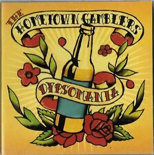 THE HOMETOWN GAMBLERS dypsomania - CD rockabilly  rock'n'roll