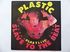 "MAXI 12"" PLASTIC BERTRAND Slave to the beat 14245-6"