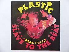 "MAXI 12"" PLASTIC BERTRAND Slave to the beat 14245-6"