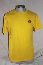 Nike Just Do It Yellow  Womens Graphic T-Shirt Medium