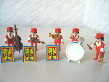 Playmobil Musik - Kapelle - Zirkus - Band  Klicky ähnlich 3511