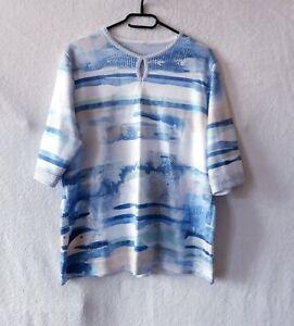 Damen Sommer T-Shirt Gr.44