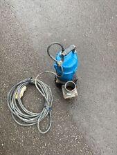 "110v Industrial Water Pump 3"" Flood Pond Submersible Pump Tsurumi Gwo"