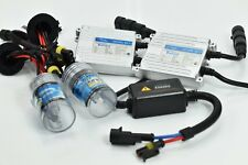 55W Low Beam H11 R21 Slim Xenon Light HID Conversion Kit For GM Chrysler Jeep A