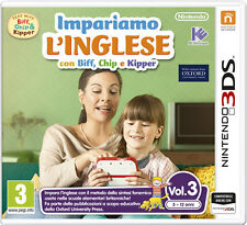Impariamo L'inglese Vol.3 Nintendo 3DS IT IMPORT NINTENDO