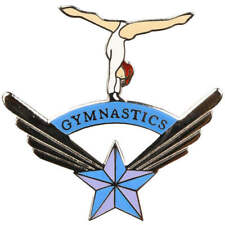 NEW! Nautical Star Gymnastics Pin