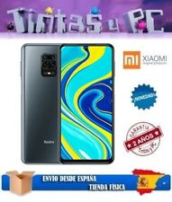 XIAOMI REDMI NOTE 9S 128GB GRIS. 6GB RAM. SNAPDRAGON 720G. ¡¡¡VERSION GLOBAL!!!