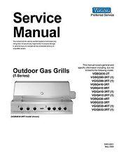 Repair Manual:Viking Ovens & Cooktops (choice of 1 manual,Models in Description)