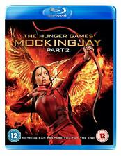 The Hunger Games MockingJay Part 2 (Blu-ray)