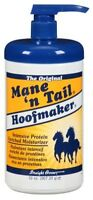 (2 Pack) MANE N TAIL HOOFMAKER 32 Ounce PUMP HAND & NAIL THERAPY