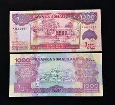 SOMALIE - 1000 shilings 2015 - UNC/NEUF