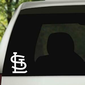 St. Louis Cardinals STL Window Sticker Vinyl Decal any size any color