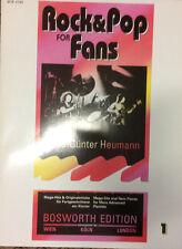 Rock & Pop For Fans
