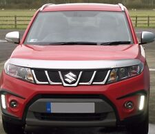 SUZUKI NEW VITARA 2015>, Bonnet Guard, ONLY AVAILABLE HERE, Crystal Silver, NEW