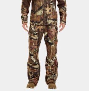 Under Armour Mossy Oak Ayton Camo Hunting Pants-W36/32