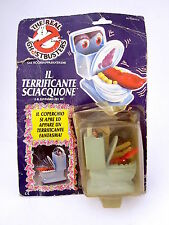 KENNER 1986 THE REAL GHOSTBUSTERS - IL TERRIFICANTE SCIACQUONE!NUOVO!