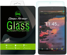 "Dmax Armor Alcatel A30 Tablet 8"" Tempered Glass Screen Protector Saver Shield"