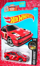 2016 Hot Wheels Night Burnerz 1985 Honda CR-X  #85  DHR05-D9B0J