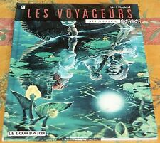 Kas - Les Voyageurs Tome 1 - Athabasca