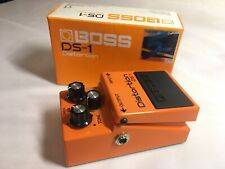 Boss DS-1 Distortion Pedal (super Clean)