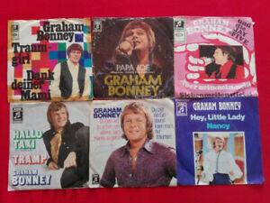 39 Singles deutsch ab 50er jahre Schallplatten