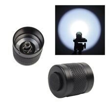 Flashlight Clicky Switch Tailcap for SureFire 6P 9P G2 G2X 6PX Z2X BK Tactical