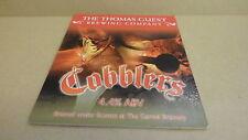 Thomas Guest Cobblers Ale beer Pump Clip face Bar Collectible 50