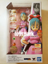 IN STOCK BANDAI S.H. Figuarts Dragonball Z BULMA Adventure Begins action figure
