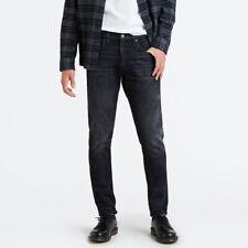 Levi's Premium 512 Gris Warp Extensible Slim Coupe Fuseau Below Jeans Taille W36