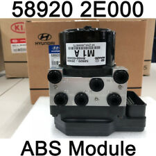 OEM Hydraulic ABS Module 58920 2E000 for Hyundai Tucson Kia Sportage 04-07