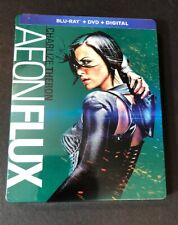 Aeon Flux [ Limited Steelbook Edition ] (Blu-ray Disc) New