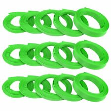 "5/8"" Green Engine & Harness Wire Loom - 150 Feet rod truck rat hot street stereo"