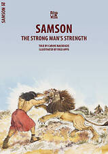 Samson: The Strong Man's Strength by Carine MacKenzie (Paperback, 2014)