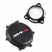 Engine Oil Filter Cover/Engine Case Clutch Cover For SUZUKI DRZ400/E DRZ 400S/SM