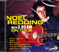 NOEL REDDING with 3.05 am on tour CD NEU OVP/Sealed
