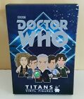 Doctor Who Regeneration Collection Mystery Titans Vinyl Figure