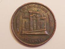 INDEPENDENCE CENTENNIAL Argentina TUCUMAN HOUSE 1897  Medal