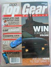 Top Gear Magazine - Issue 06 (Mar 1994) - Ford Probe - VW Beetle - Jaguar XJS