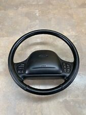 1995-2001 Ford Explorer Limited Complete Steering Wheel W/ Airbag OEM Rare! Nice