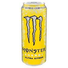 Monster Energy Ultra Citron Zero Calorie 24 Dosen je 0,5l �'� 29,98