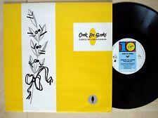 "Cook Da Books Caress Me Like A Flower UK 12"" 10 TEN 18-12 1984 EX/EX"